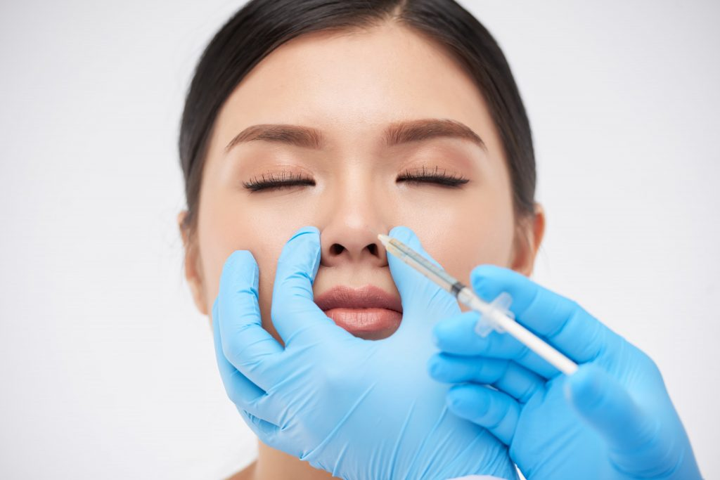 Is Closed Rhinoplasty Better than Open One?